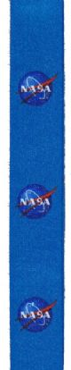 NASA Logo Lanyard - Blue
